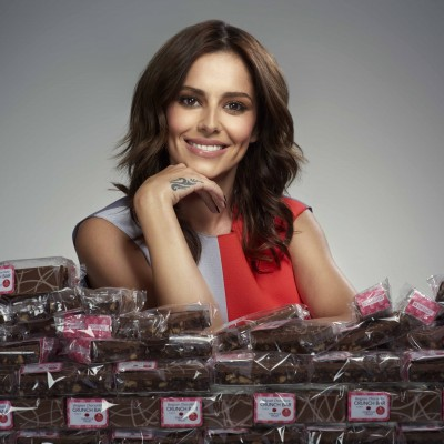 Limited edition Greggs Belgian Chocolate Crunch Bar in aid of Cheryl's Trust!