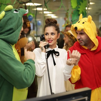 Two brokers help Cheryl make a deal