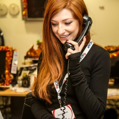 Nicola Roberts making deals