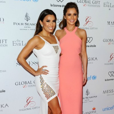 Cheryl Receives Philanthropist Award at 7th Annual Global Gift Gala